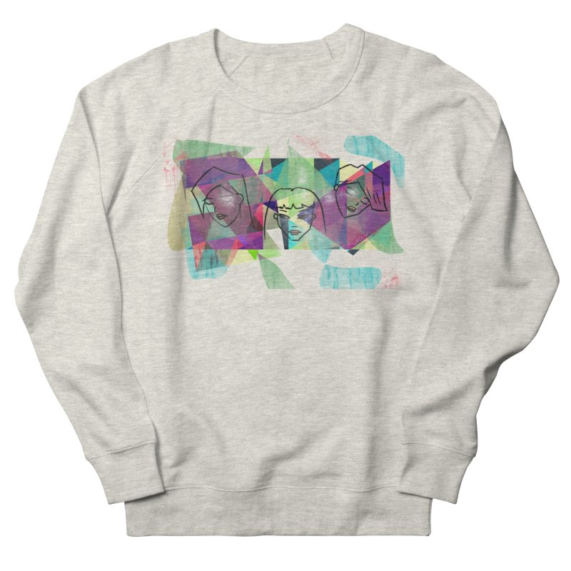 Demystify My Emotions Men's Sweatshirt by Art by Latinsilver