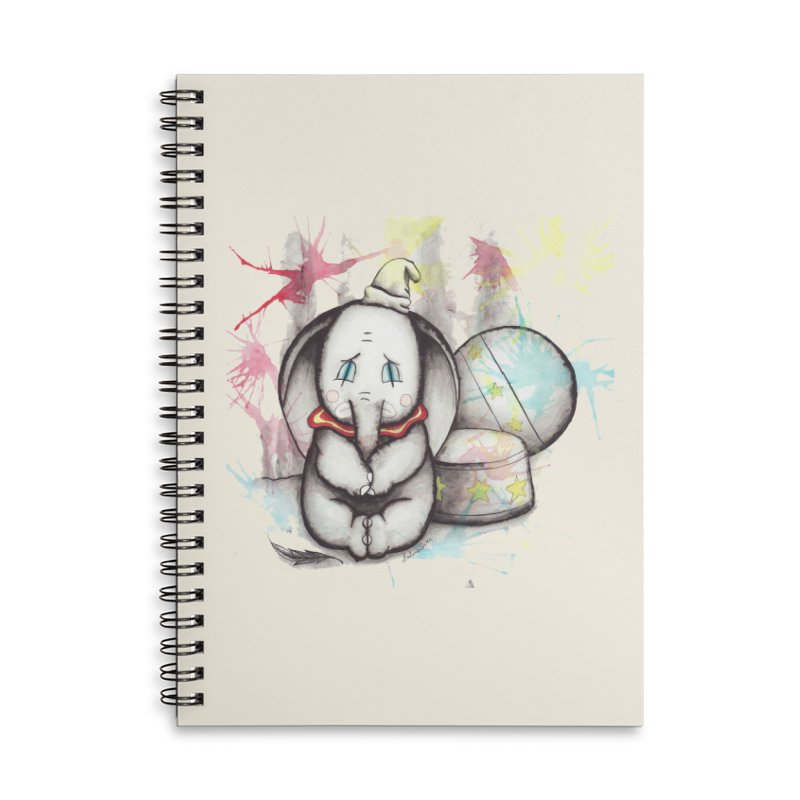 Bungle of Joy Accessories Notebook by Art by Latinsilver