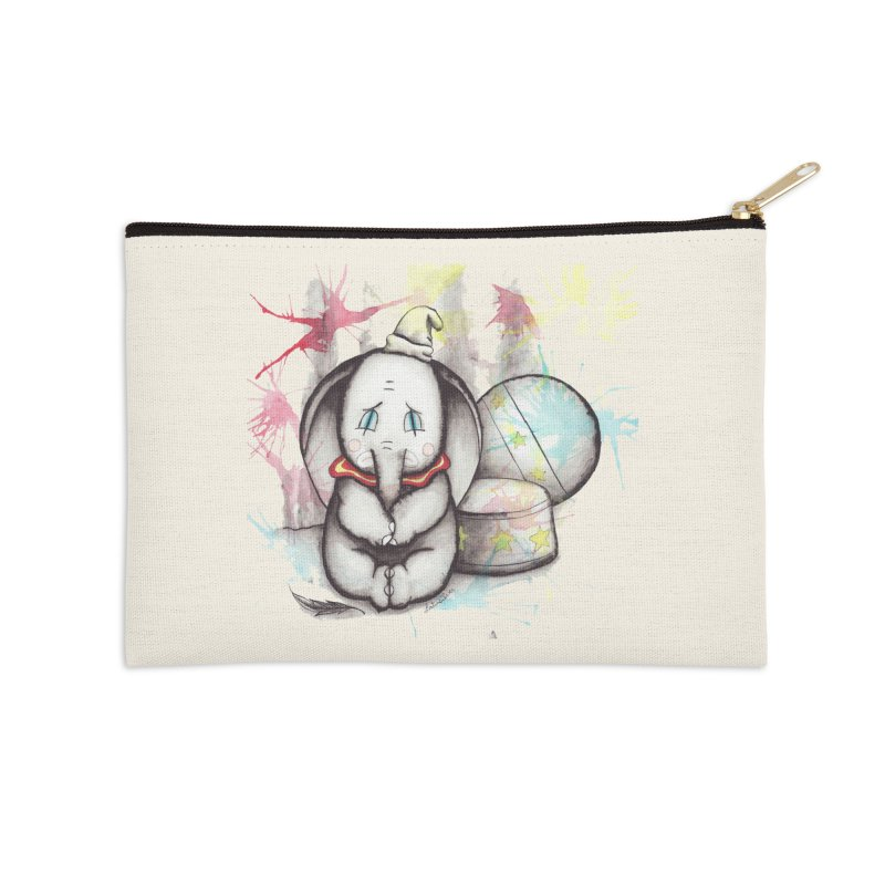Bungle of Joy Accessories Zip Pouch by Art by Latinsilver