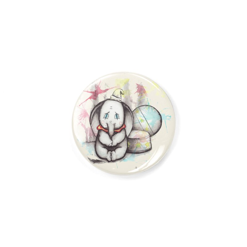 Bungle of Joy Accessories Button by Art by Latinsilver