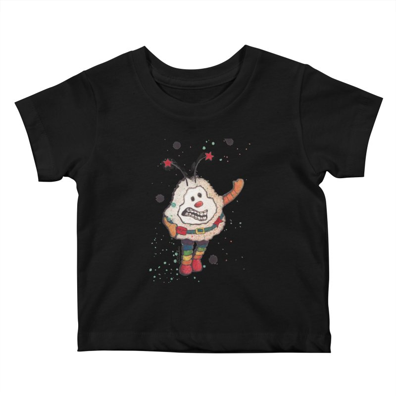 Sprite (left) Kids Baby T-Shirt by Art by Latinsilver
