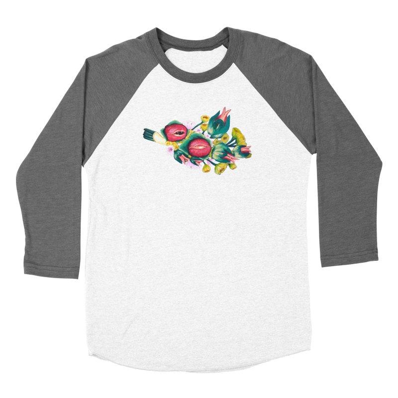 Bunch of Besos Women's Longsleeve T-Shirt by Art by Latinsilver