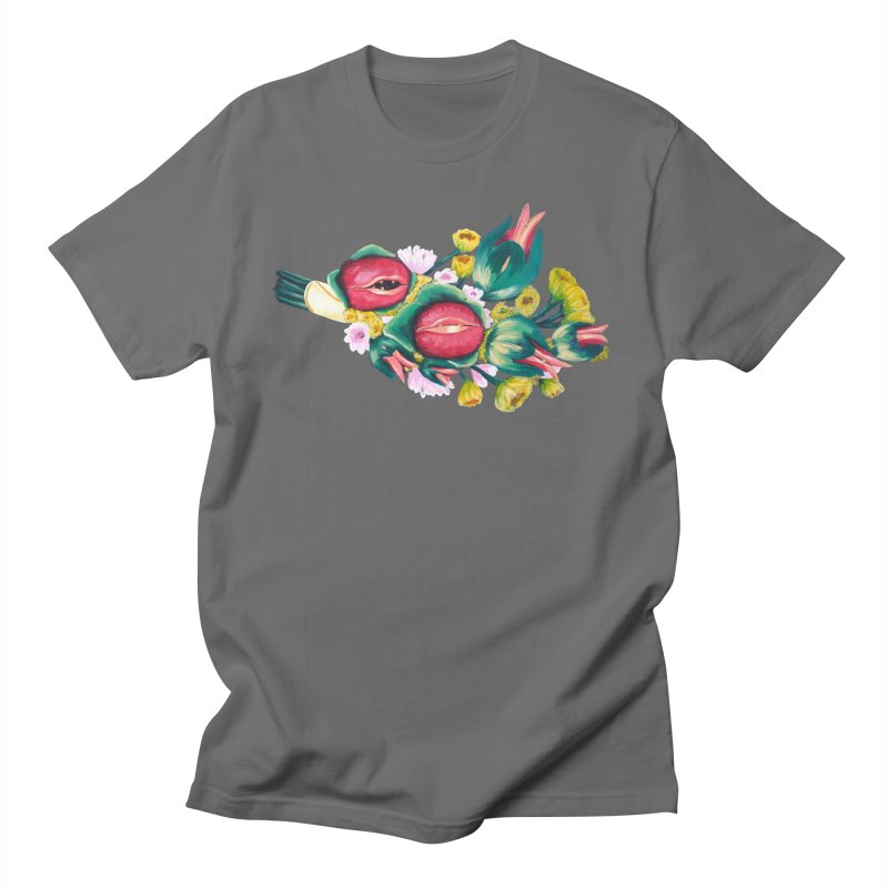Bunch of Besos Men's T-Shirt by Art by Latinsilver