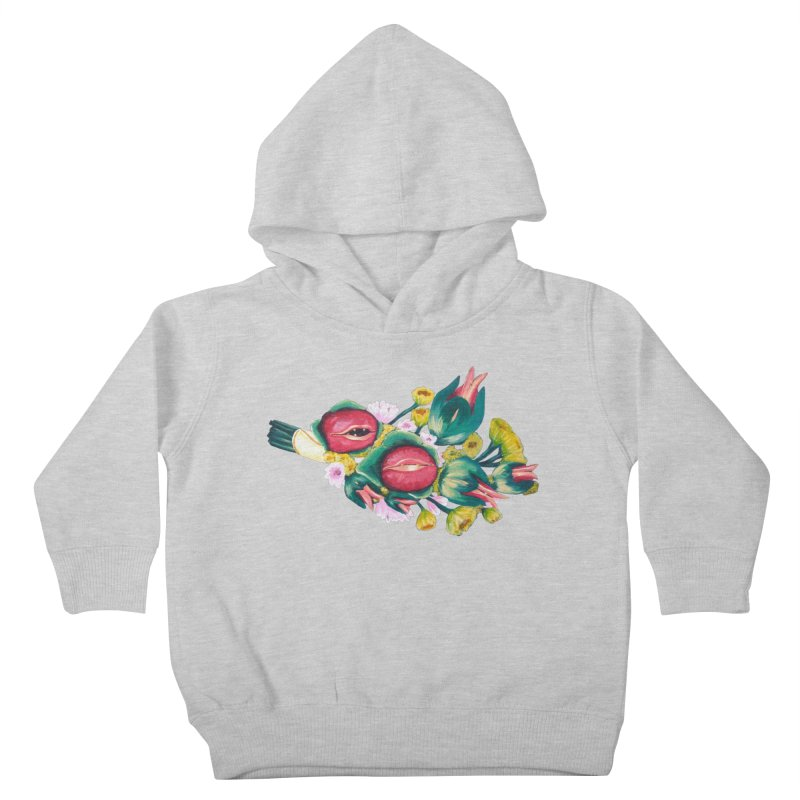 Bunch of Besos Kids Toddler Pullover Hoody by Art by Latinsilver