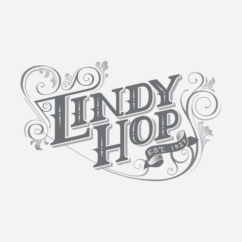 Lindy Hop, Grey by Laura Glaess's Artist Shop