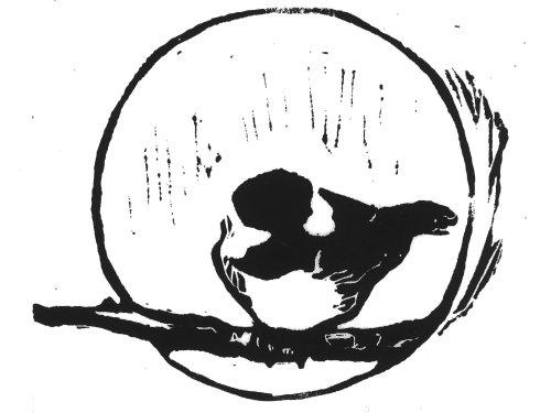 Linocut-Wildlife