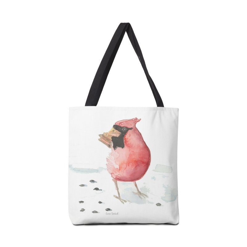 Cardinal Accessories Tote Bag Bag by LauraStockwell's Artist Shop
