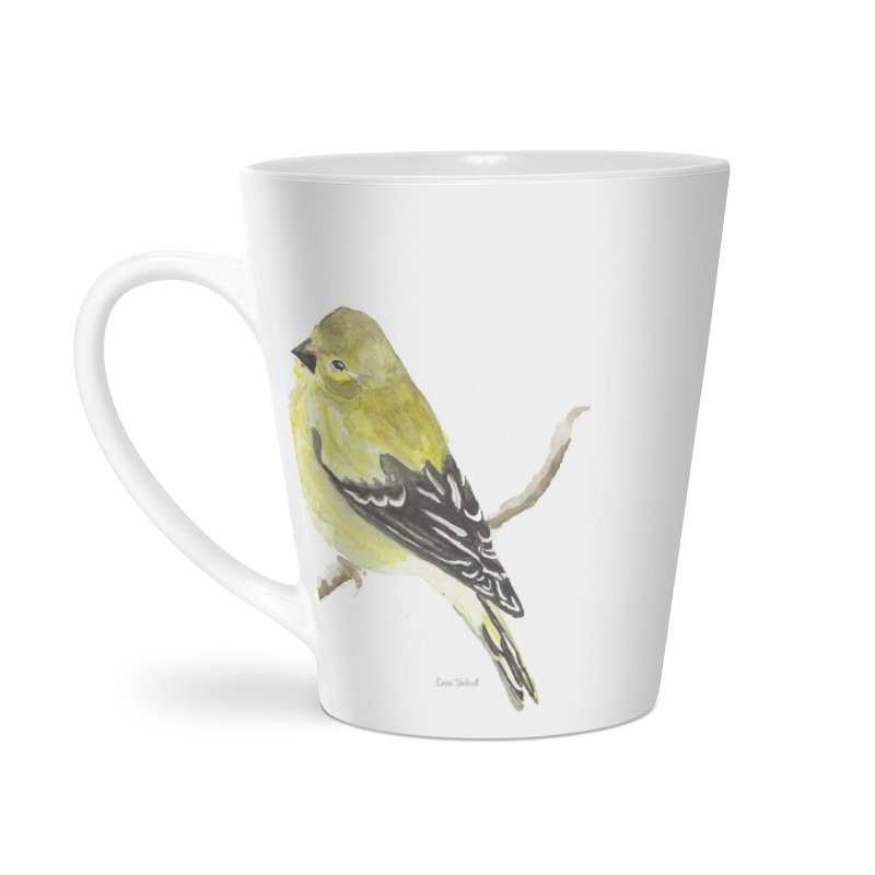 Winter Goldfinch Accessories Mug by LauraStockwell's Artist Shop