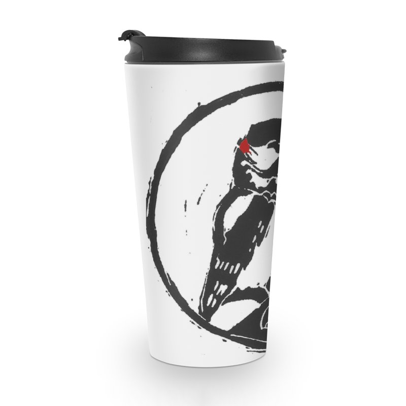 Downy Woodpecker Accessories Mug by LauraStockwell's Artist Shop