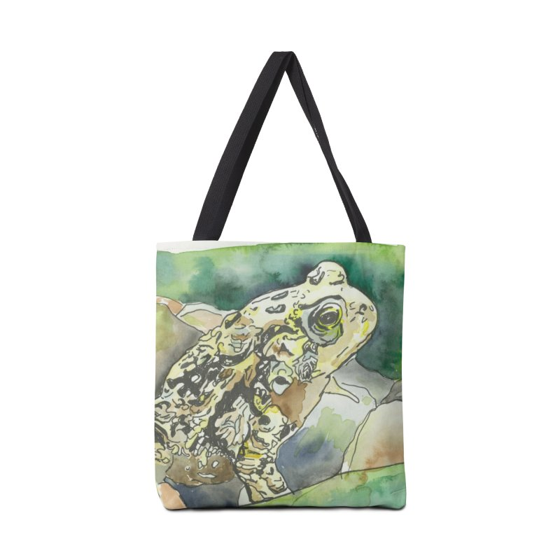 American Toad Accessories Tote Bag Bag by LauraStockwell's Artist Shop