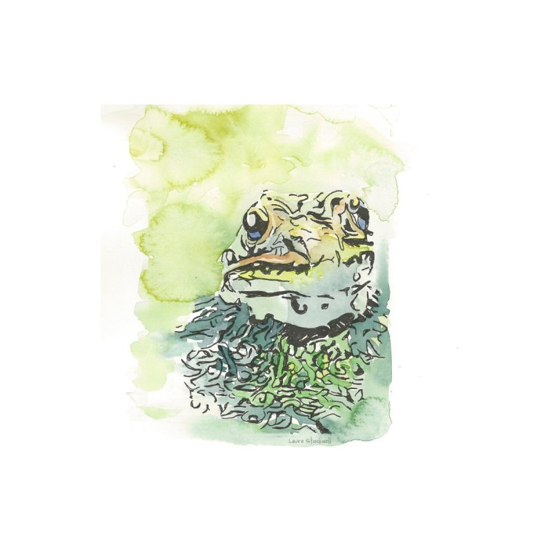 Leopard Frog Accessories Mug by LauraStockwell's Artist Shop