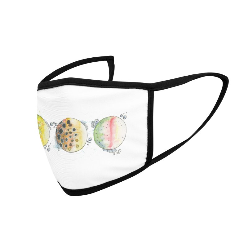 Brook, Brown and 'Bow Accessories Face Mask by LauraStockwell's Artist Shop