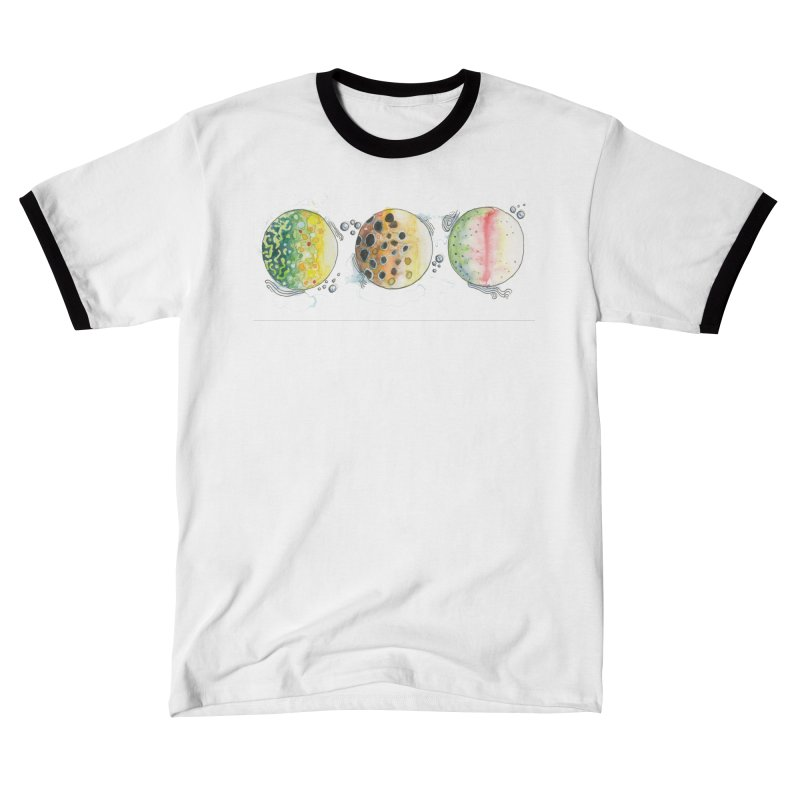 Brook, Brown and 'Bow Men's T-Shirt by LauraStockwell's Artist Shop