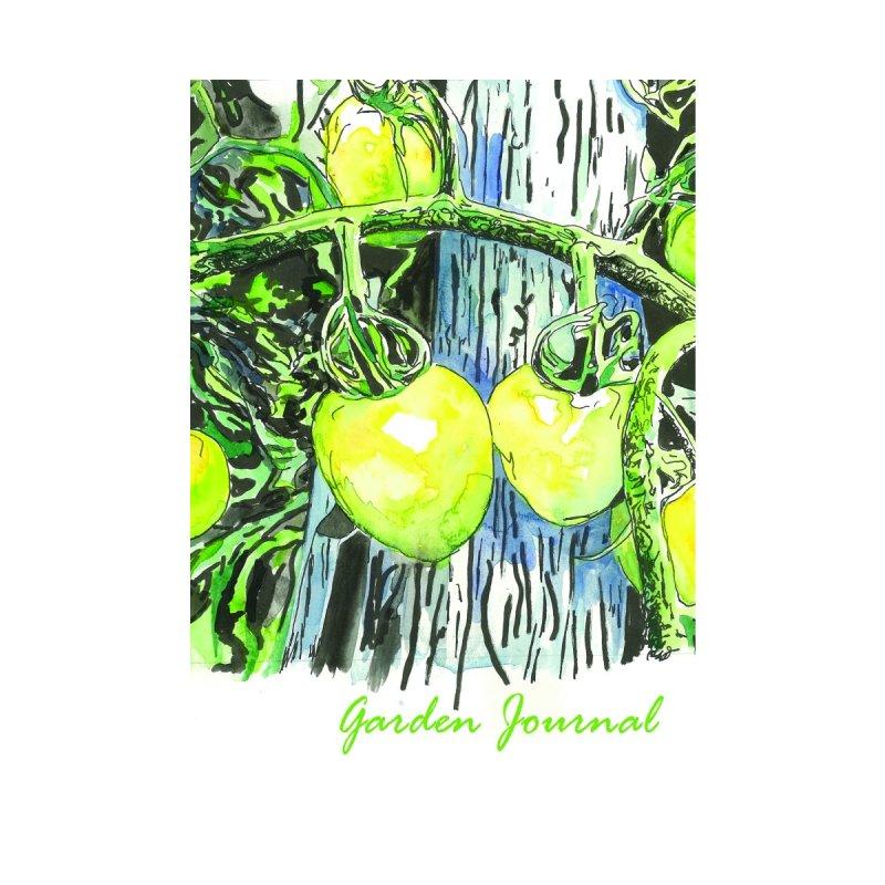 Garden Journal - Tomatoes Accessories Notebook by LauraStockwell's Artist Shop
