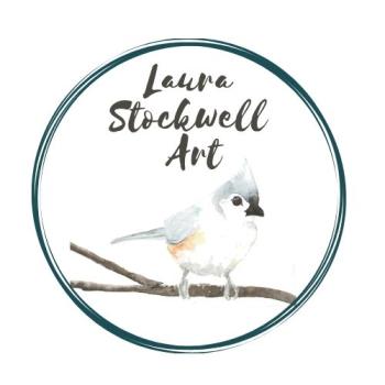 LauraStockwell's Artist Shop Logo