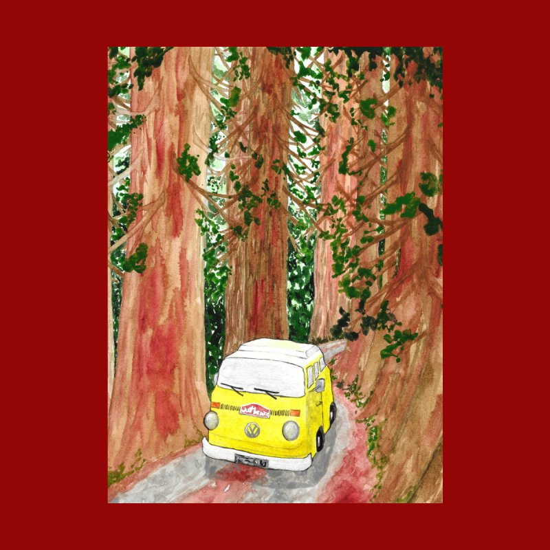 Van Life by Laurin J Art's Artist Shop