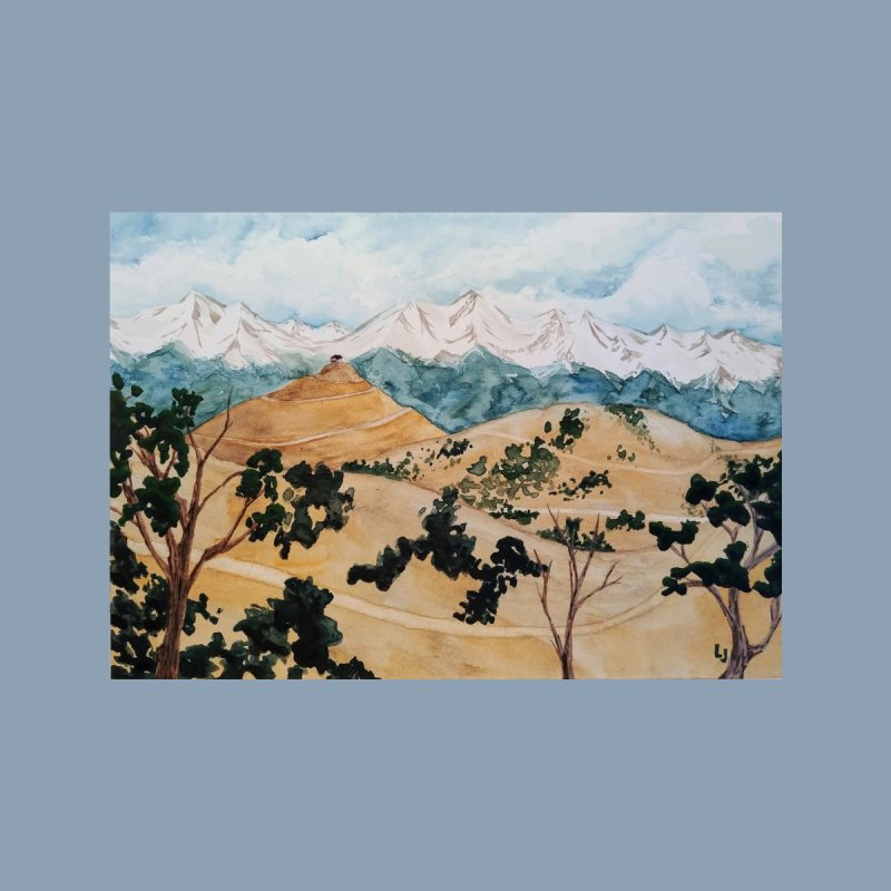 S Mountain by Laurin J Art's Artist Shop