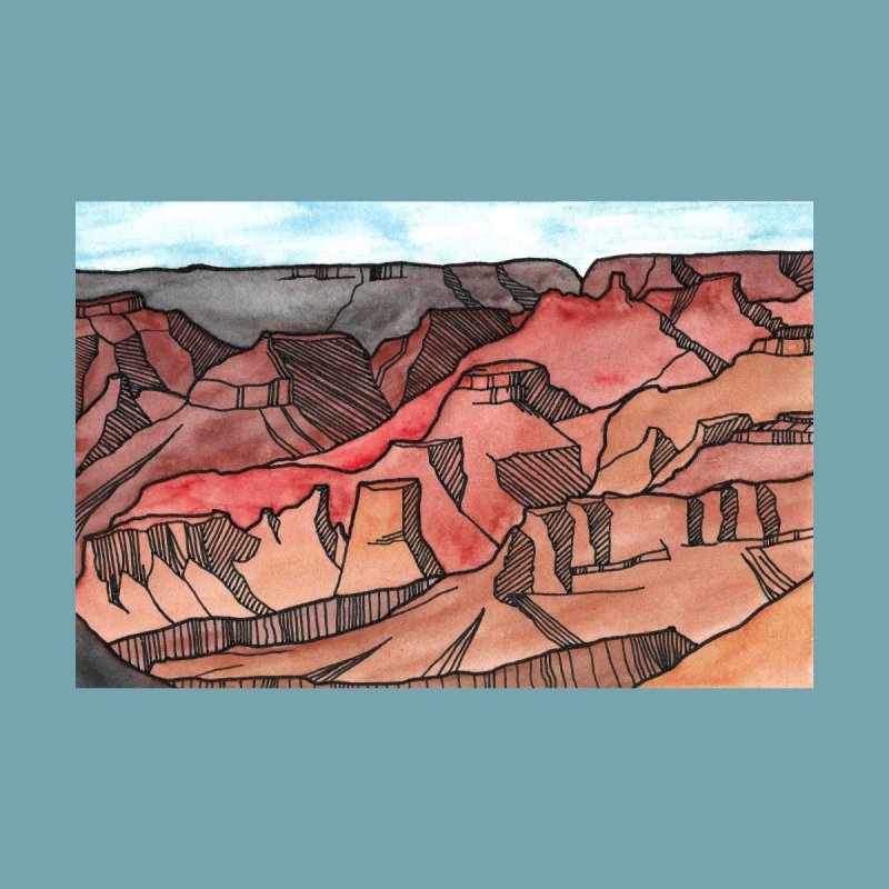 Grand Canyon by Laurin J Art's Artist Shop