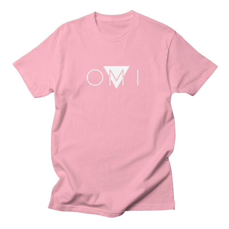 OMI in Men's Regular T-Shirt Light Pink by LazerBrain's Artist Shop