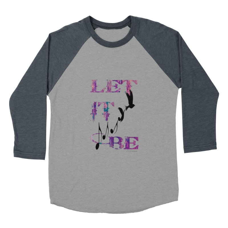 Let It Be   by LazyBonesStudios's Artist Shop