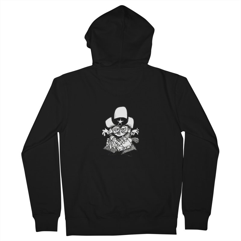 WHIZ KIDS Men's Zip-Up Hoody by LazyBonesStudios's Artist Shop