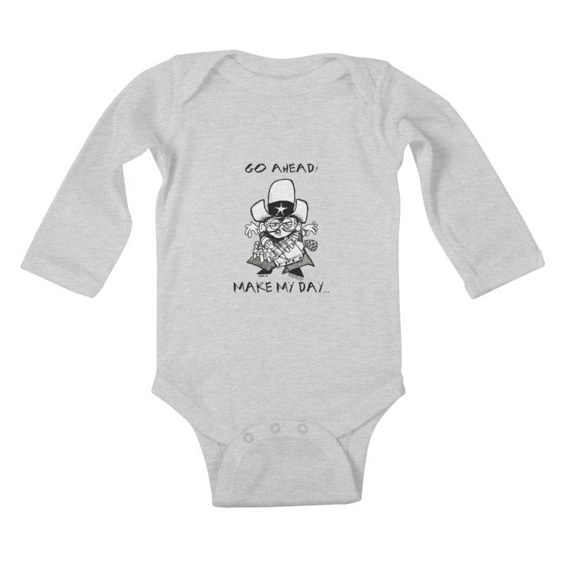WHIZ KIDS Kids Baby Longsleeve Bodysuit by LazyBonesStudios's Artist Shop