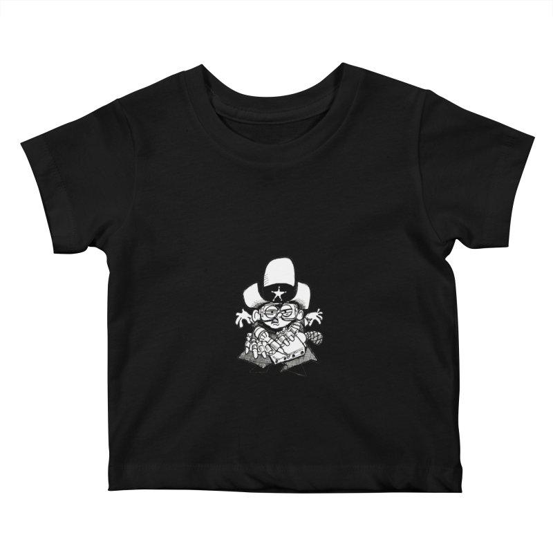 WHIZ KIDS Kids Baby T-Shirt by LazyBonesStudios's Artist Shop