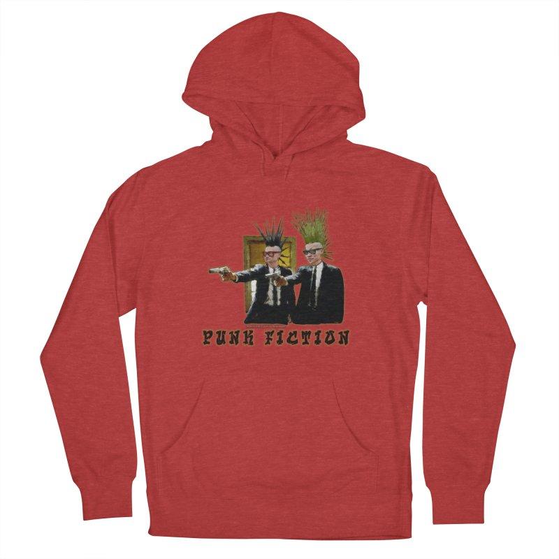 PUNK FICTION Men's Pullover Hoody by LazyBonesStudios's Artist Shop