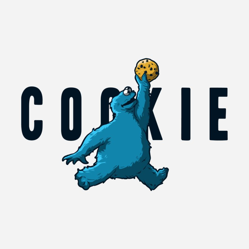 Cookie Kids Baby T-Shirt by LeDuc