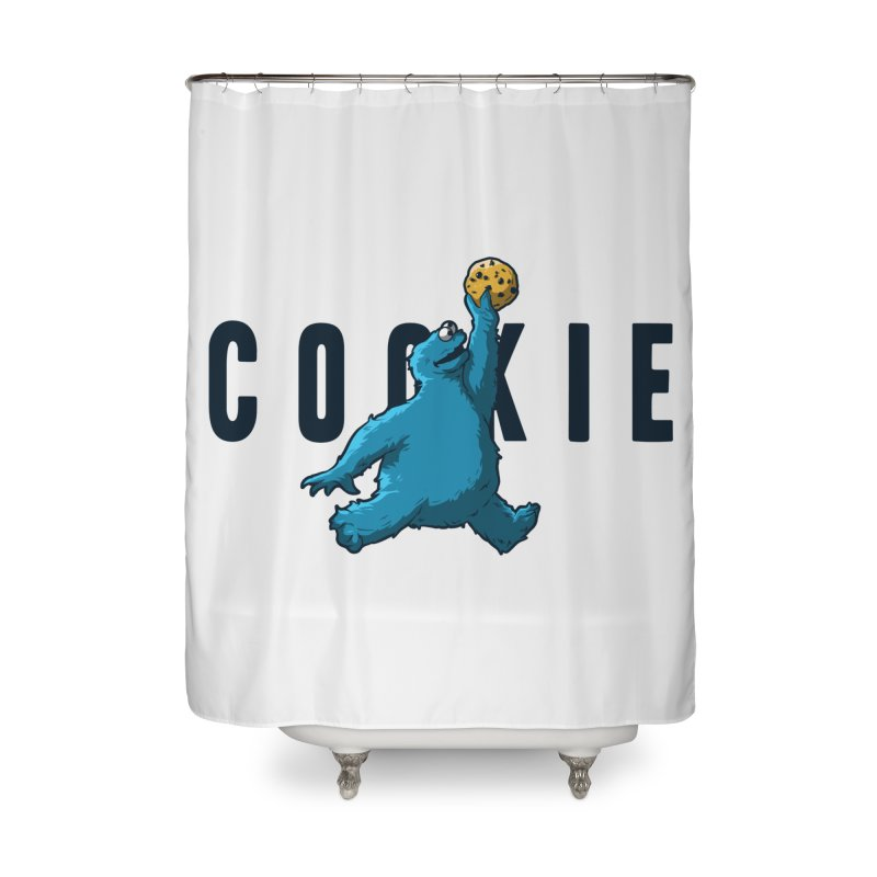 Cookie Home Shower Curtain by LeDuc