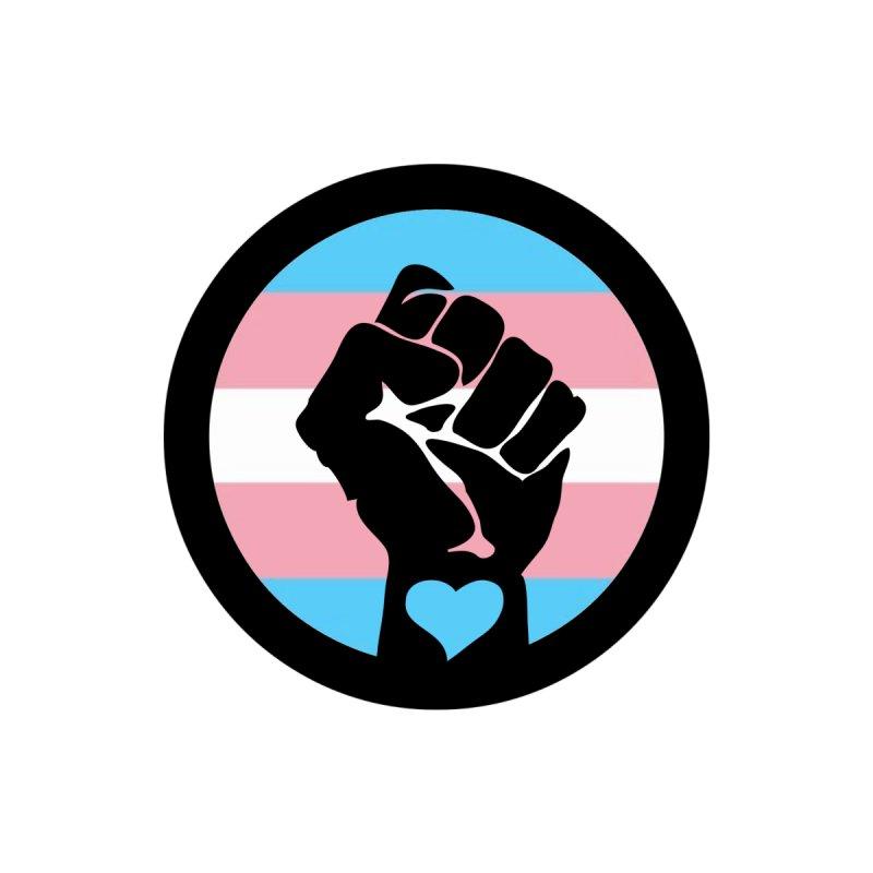 BTLM | Black Trans Lives Matter Unisex T-Shirt by Gay Frog Studios