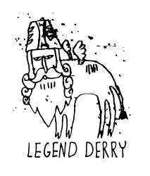 Legendderry Logo