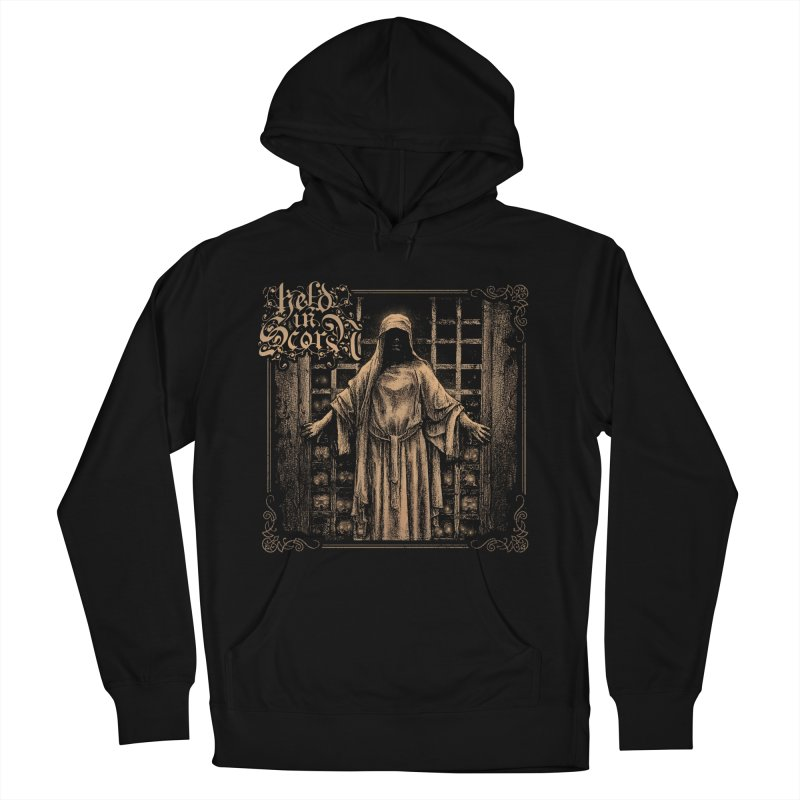 Held In Scorn Album Cover Men's French Terry Pullover Hoody by Held In Scorn Merch