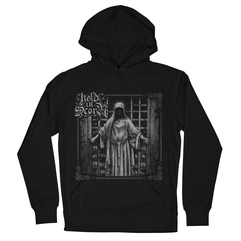 Held In Scorn Vinyl Album Cover Women's French Terry Pullover Hoody by Held In Scorn Merch