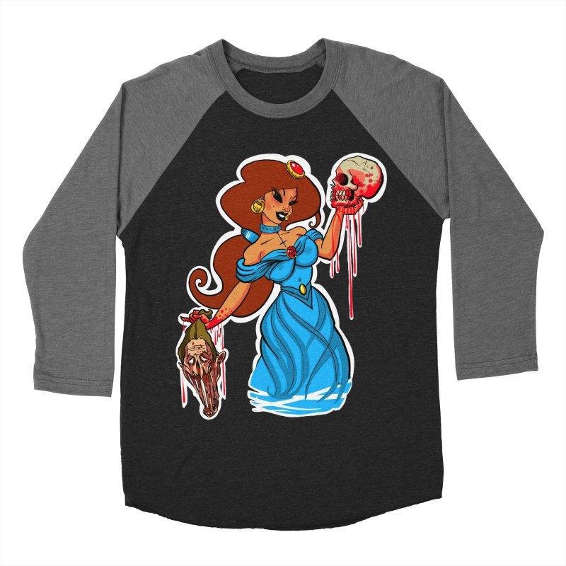 Acid Jazz Women's Baseball Triblend Longsleeve T-Shirt by Len Hernandez's Artist Shop