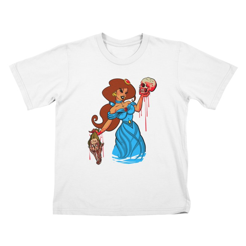 Acid Jazz Kids T-Shirt by Len Hernandez's Artist Shop