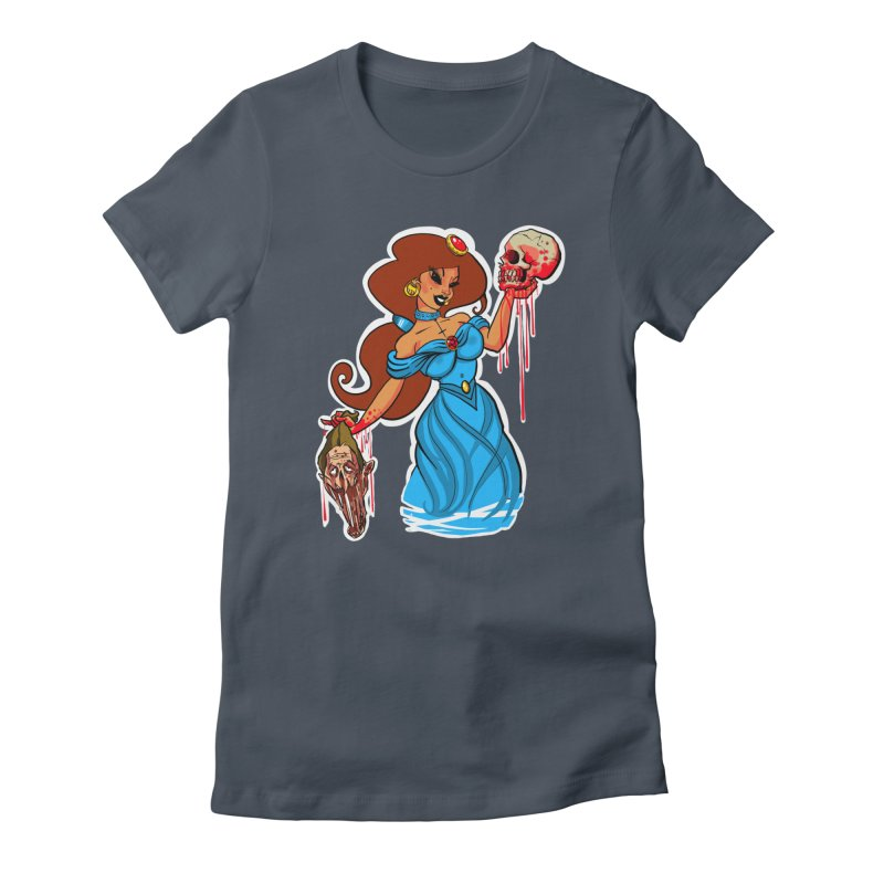 Acid Jazz Women's T-Shirt by Len Hernandez's Artist Shop