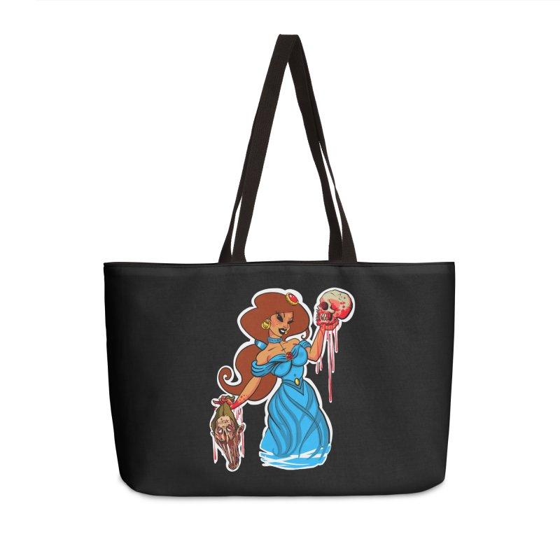 Acid Jazz Accessories Weekender Bag Bag by Len Hernandez's Artist Shop