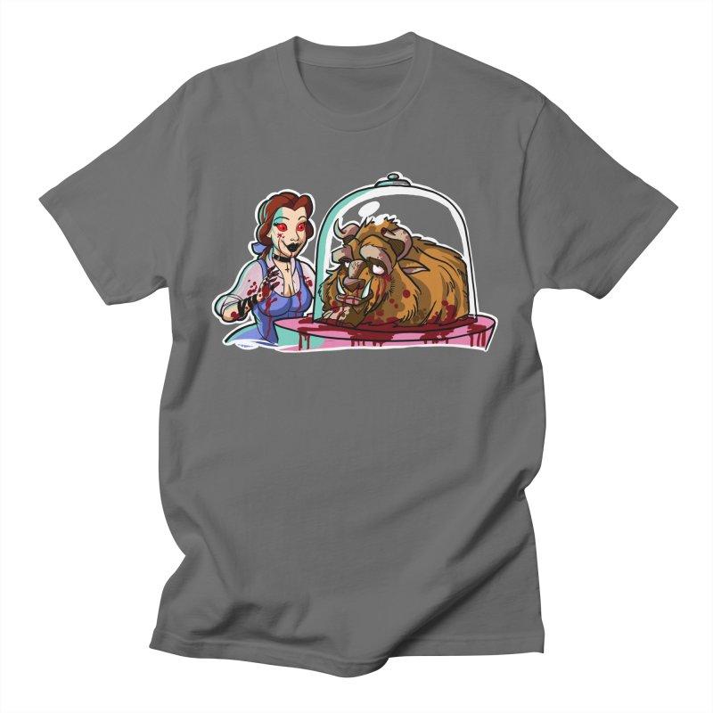 Hells Belle Men's T-Shirt by Len Hernandez's Artist Shop