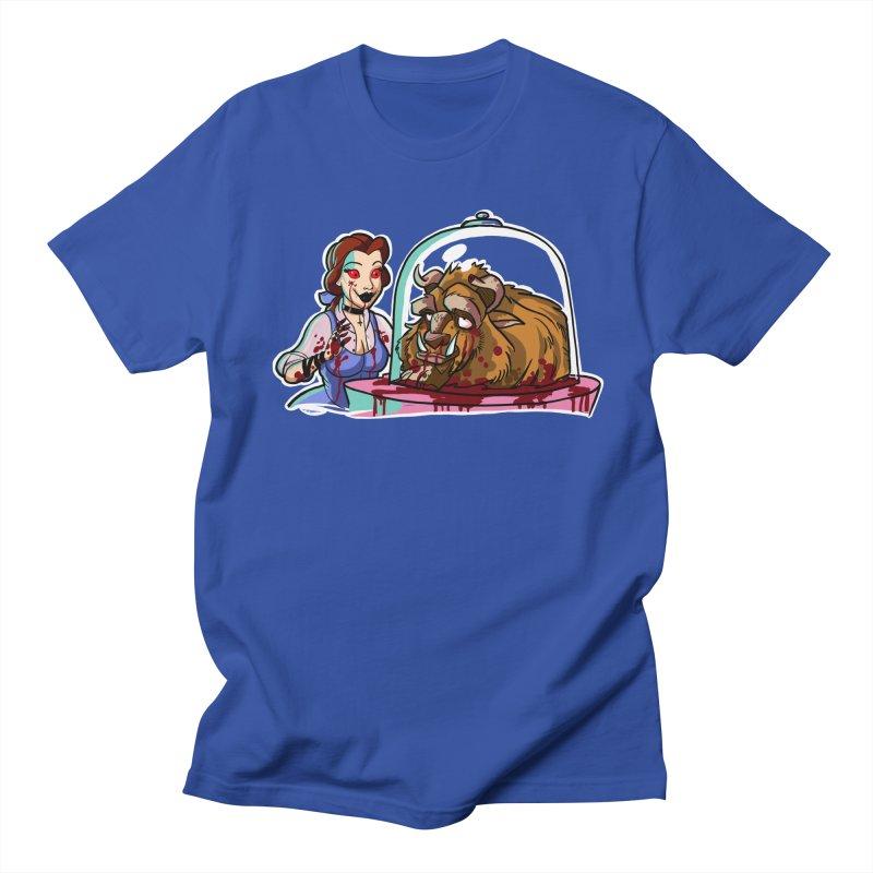 Hells Belle Women's Regular Unisex T-Shirt by Len Hernandez's Artist Shop