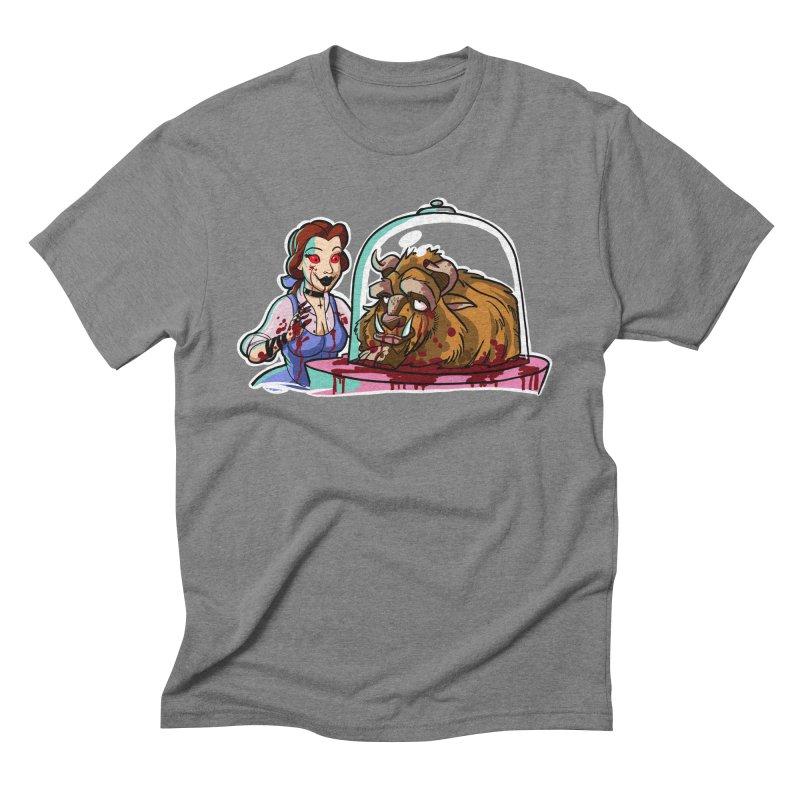 Hells Belle Men's Triblend T-Shirt by Len Hernandez's Artist Shop