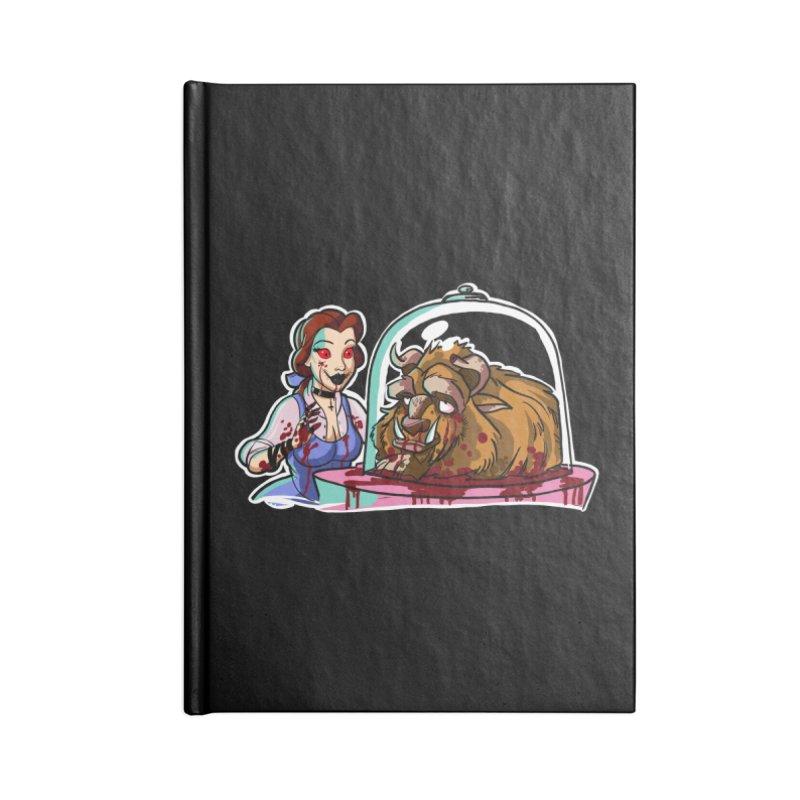 Hells Belle Accessories Notebook by Len Hernandez's Artist Shop