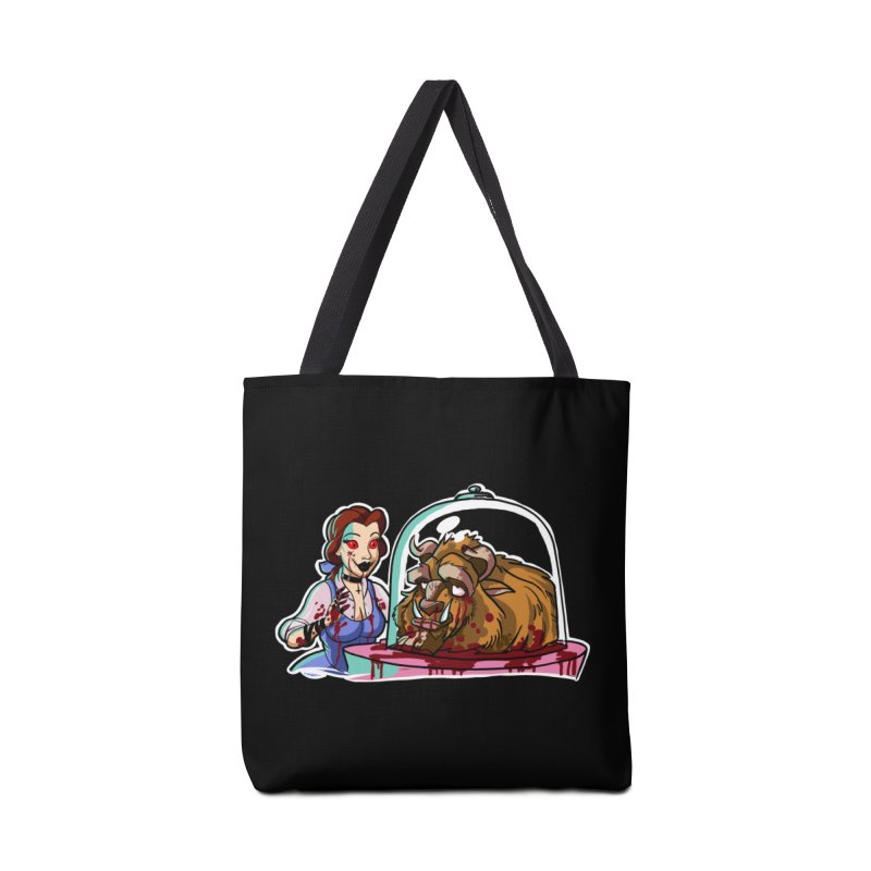 Hells Belle Accessories Tote Bag Bag by Len Hernandez's Artist Shop