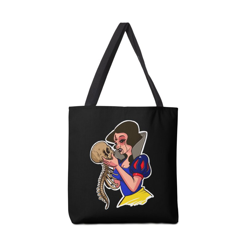 Devil's Snow Accessories Bag by Len Hernandez's Artist Shop