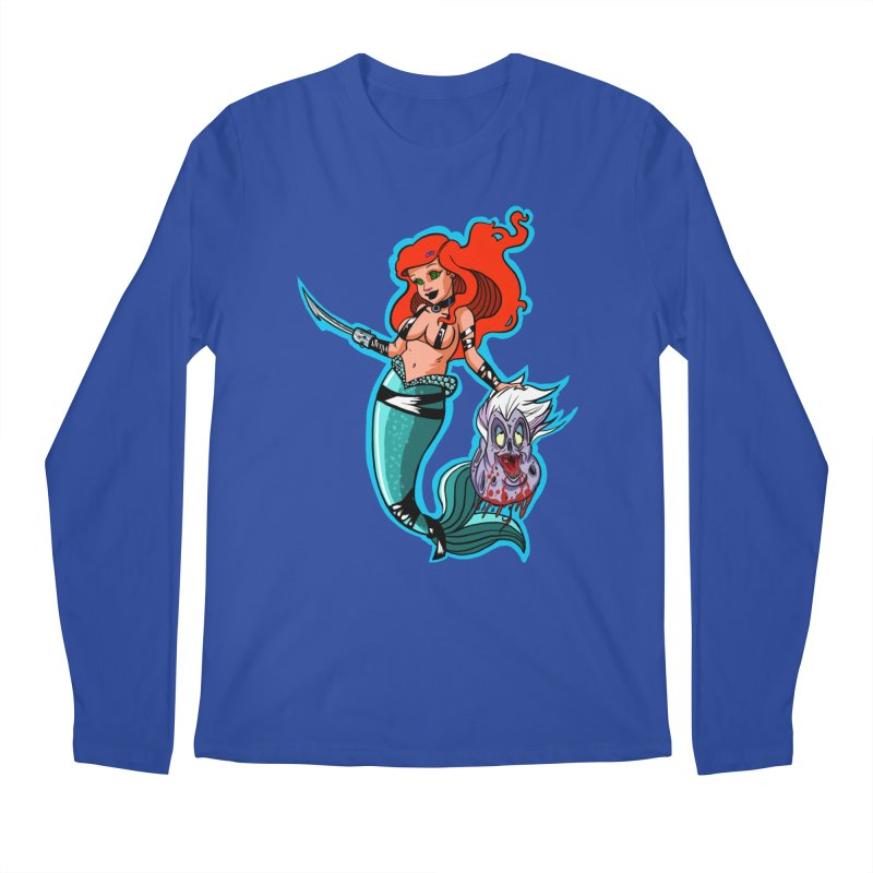 Sea Sinner Men's Longsleeve T-Shirt by Len Hernandez's Artist Shop
