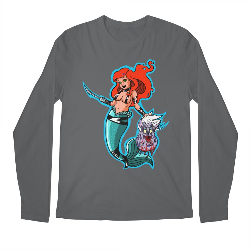 Sea Sinner Men's Longsleeve T-Shirt by Len Hernandez's Artist Shop