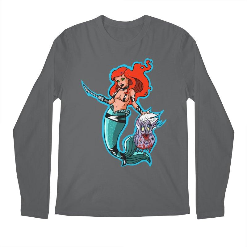 Sea Sinner Men's Regular Longsleeve T-Shirt by Len Hernandez's Artist Shop