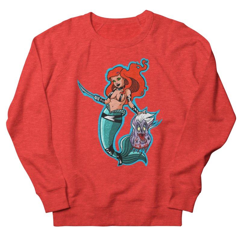 Sea Sinner Women's Sweatshirt by Len Hernandez's Artist Shop