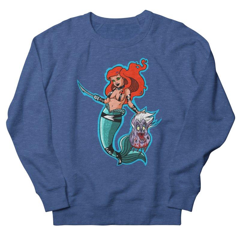 Sea Sinner Men's Sweatshirt by Len Hernandez's Artist Shop