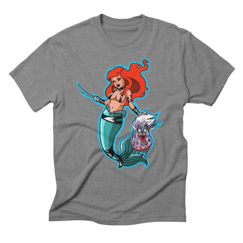 Sea Sinner Men's Triblend T-Shirt by Len Hernandez's Artist Shop